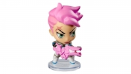 Figura Cute But Deadly Overwatch Frosted Zarya