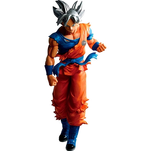 Figura Dragon Ball Heroes Son Goku Ultra Instinct Ichiban Fuji