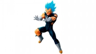 Figura Dragon Ball Super Saiyan God SS Vegeta Bandai