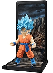Figura Dragon Ball Super Goku Super Saiyan God Bandai