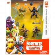 Figura Fortnite Battle Royale Collection 4 Pack Epic Games