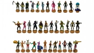 Figura Fortnite Novelty Stampers Serie 1 3 Pack Epic Games