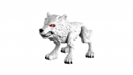 Figura Game Of Thrones Ghost Dire Wolf
