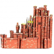 Figura Game Of Thrones Red Keep Iconx Kit