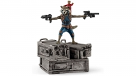 Figura Guardians Of The Galaxy Rocket And Groot Diorama