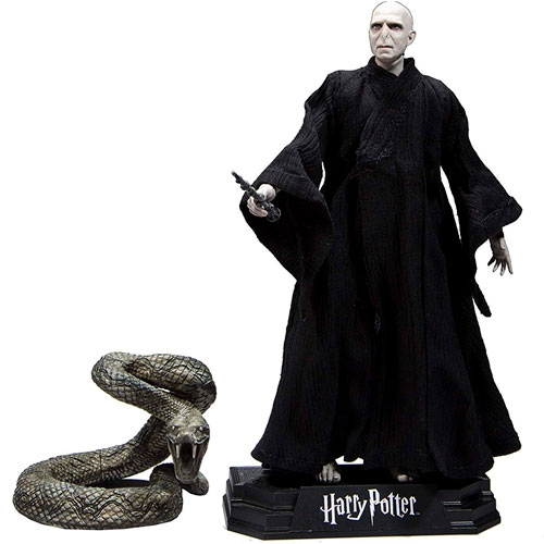 Figura Harry Potter Lord Voldemort Scale 7""