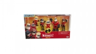 Figura Incredibles 2 Precool Family Pack