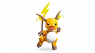 Figura Mega Construx Pokemon Raichu Power