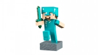 Figura Minecraft Adventure Diamond Steve Jinx