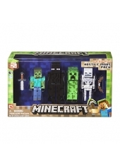 Figura Minecraft Hostile MOB Pack