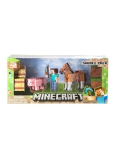 Figura Minecraft Saddle Pack