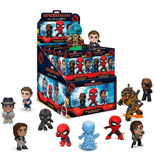 Figura Mystery Minis Spider Man Far From Home