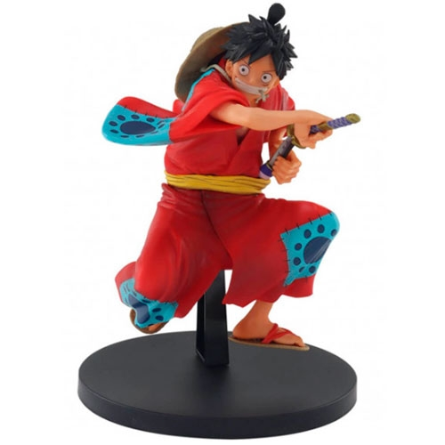 Figura One Piece King Of Artist The Monkey D Luffy