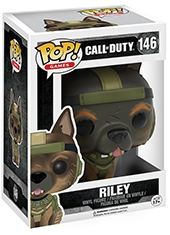 Funko POP! Call Of Duty Riley