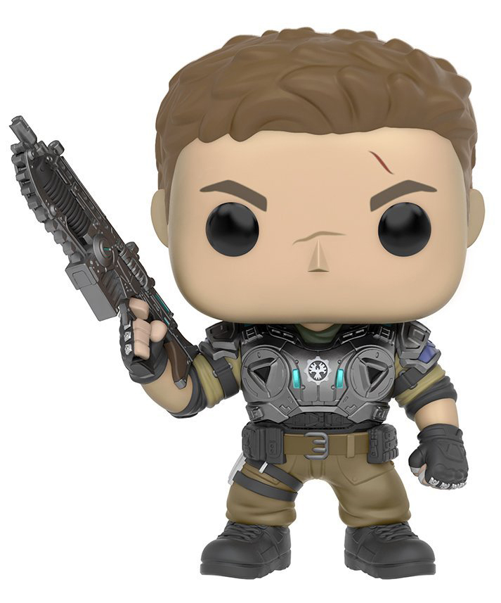 Figura pop gears of war armored jd fenix microplay for Fenix directo oficinas