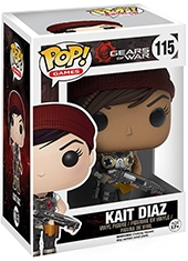 Funko POP! Gears Of War Kait Diaz