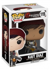 Figura, POP, Gears, Of, War, Gears 4, GoW4, Kait, Diaz, Funko,