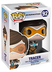 Figura POP! Overwatch Tracer
