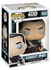 Figura POP! Star Wars Rogue One Chirrut Imwe