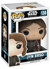 Figura POP! Star Wars Rogue One Jyn Erso