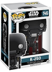 Funko POP! Star Wars Rogue One K-2SO