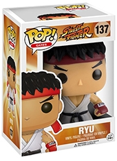 Figura POP! Street Fighter Ryu