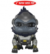Figura, POP, Super, Sized, Overwatch, Winston, Over, Watch, Vinyl, POP Games, POP!, Funko,