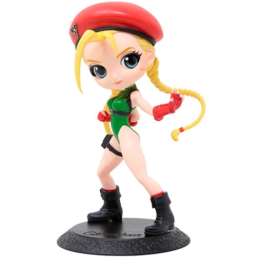 Figura Q Posket Street Fighter Series Cammy Ver A
