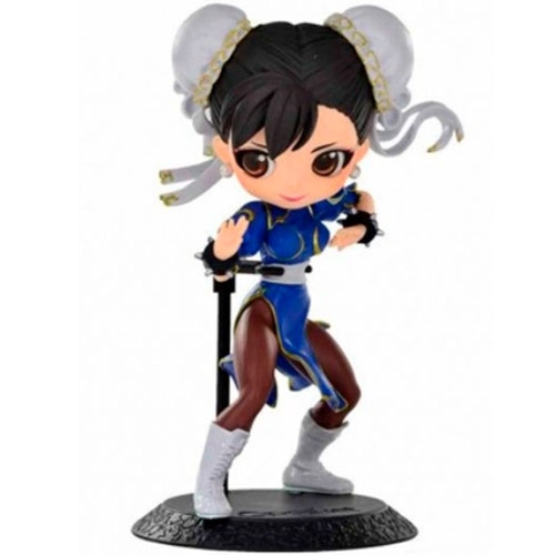 Figura Q Posket Street Fighter Series Chun-Li Banpresto