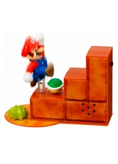Figura Super Mario Bros 1UP Maruka