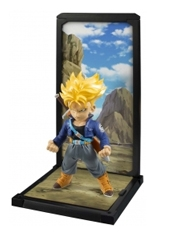 Figura Dragon Ball Z Tamashii Buddies Super Saiya Trunks
