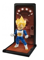 Figura Dragon Ball Z Tamashii Buddies Super Saiya Vegeta Bandai