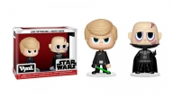 Figura VYNL Star Wars Luke Skywalker And Darth Vader