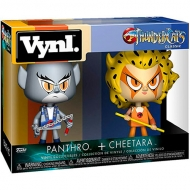 Figura Vynl Thundercats Panthro And Cheetara