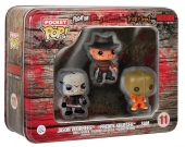 Figuras, Pocket, POP!, Pocket POP, Pocket POP!, Horror, 3-Pack, 3 Pack Freddy Jason & Sam