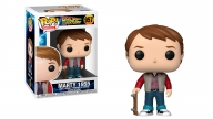 Funko POP! Back To The Future Marty 1955