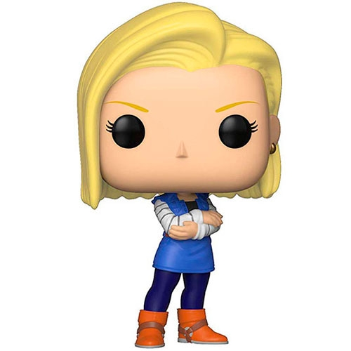 Funko POP! Dragon Ball Z Android 18