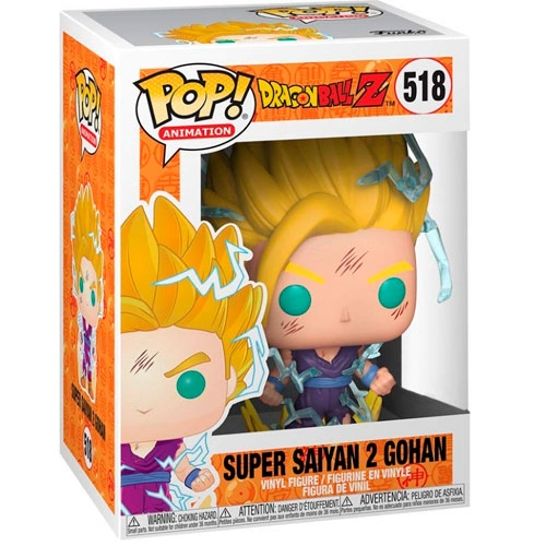 Funko POP! Dragon Ball Z Super Saiyan 2 Gohan