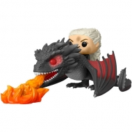 Funko POP! Game Of Thrones Daenerys & Fiery Drogon