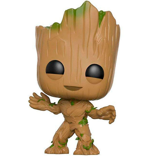 Funko POP! Guardians Of The Galaxy Groot