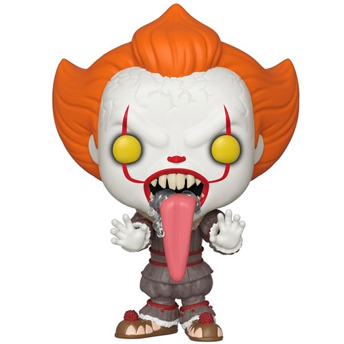 Funko POP! IT Pennywise With Dog Tongue