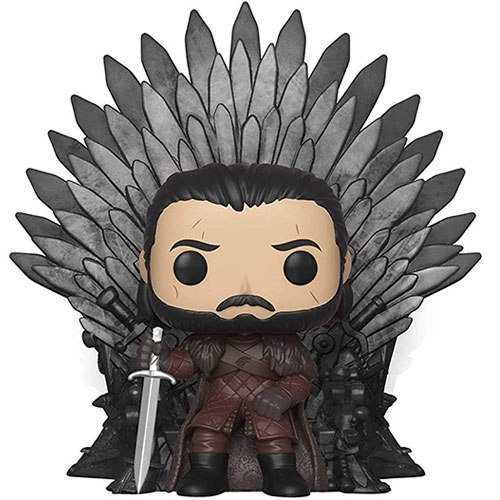 Funko POP! Game Of Thrones Jon Snow Iron Throne