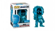 Funko POP! Marvel Avengers Endgame Hulk Blue Chrome