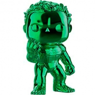 Funko POP! Marvel Avengers Endgame Hulk Green Chrome