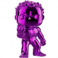 Funko POP! Marvel Avengers Endgame Hulk Purple Chrome