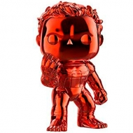 Funko POP! Marvel Avengers Endgame Hulk Red Chrome