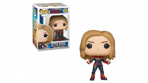 Funko POP! Marvel Captain Marvel