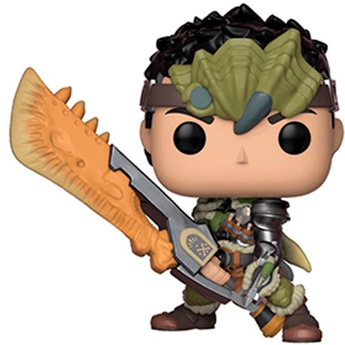 Funko POP! Monster Hunter Hunter