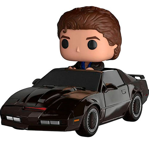 Funko POP! Ride Knight Michael Knight With Kitt
