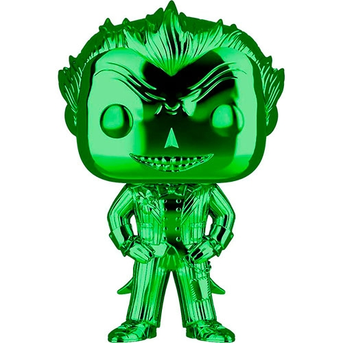 Funko POP! The Joker Green Chrome
